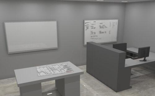 Photometric Drafting - Office Lighting